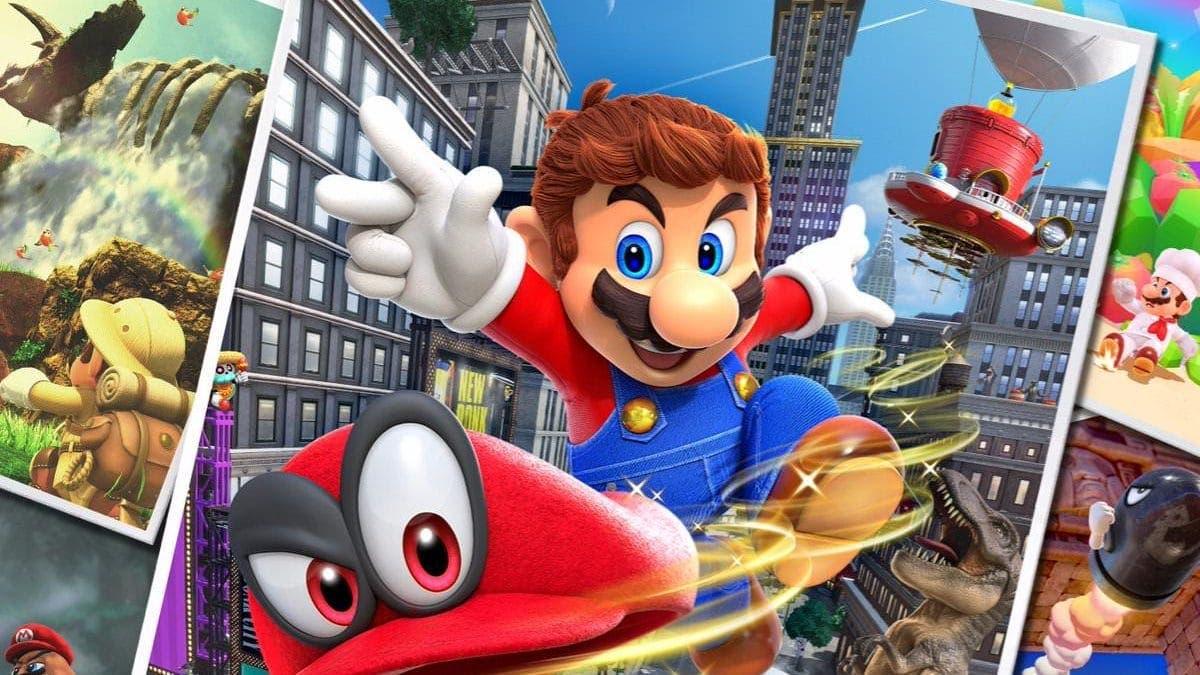 Alucina con este nuevo récord mundial de Super Mario Odyssey