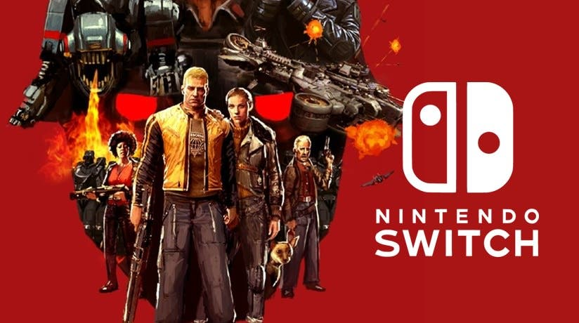 Wolfenstein II para Switch también estará censurado en Alemania y Austria