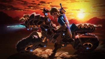 Nuevas fotos del The Legend of Zelda: Breath of the Wild: Master Works