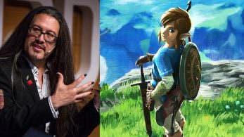 Zelda: Breath of the Wild ha sido lo más destacado del año según John Romero, co-fundador de Wolfenstein y Doom
