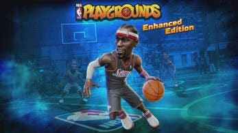 NBA Playgrounds: Enhanced Edition ya está disponible para Nintendo Switch