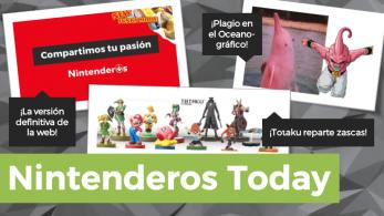 Nintenderos Today #23: Nueva versión de la web, despido de Cotorrete, plagios rosáceos y más
