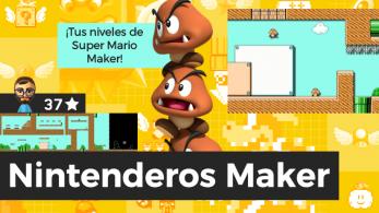 Nintenderos Maker #97: Vamos por aquí…