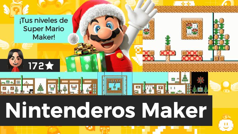 Nintenderos Maker #98: Mario is Santa Claus!