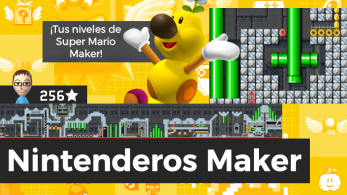 Nintenderos Maker #100: Mario Jones-Mechanical adventure