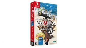 Primer vistazo a la versión física de Neo Atlas 1469 para Japón