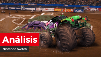 [Análisis] Monster Jam: Crush It!