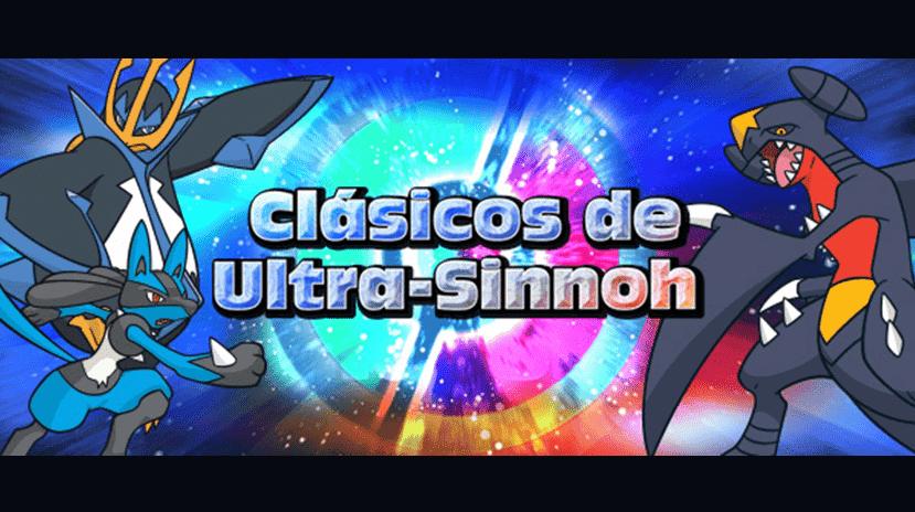 Anunciado el Torneo en Línea Clásicos de Ultra-Sinnoh para Pokémon Ultrasol y Ultraluna