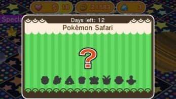 Pokémon Shuffle recibe un nuevo Safari Pokémon protagonizado por Jangmo-o, Hakamo-o, Sandygast y más