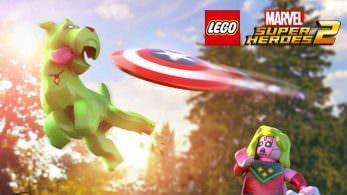 [Act.] Conocemos los personajes incluidos en el DLC de Los Campeones de LEGO Marvel Super Heroes 2