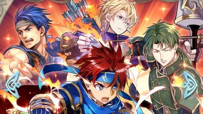 La Preferencia: Héroes de4 ★ y 5 ★ arranca en Fire Emblem Heroes
