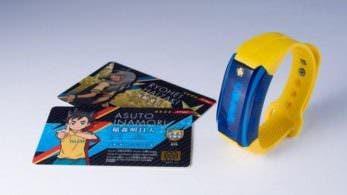 Takara Tomy prepara el lanzamiento de las License Cards y la Eleven Band, compatibles con Inazuma Eleven Ares