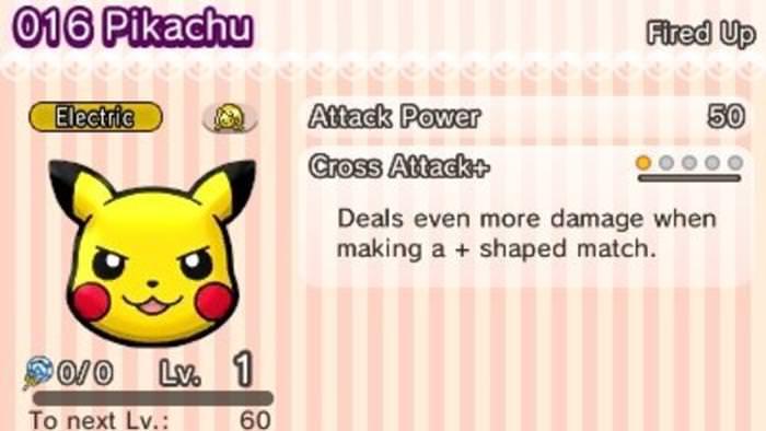 Novedades en Pokémon Shuffle: 15 millones de descargas en móviles, Mega Lucario, distribución de Pokémon y más