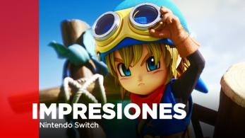 [Impresiones]Dragon Quest Builders