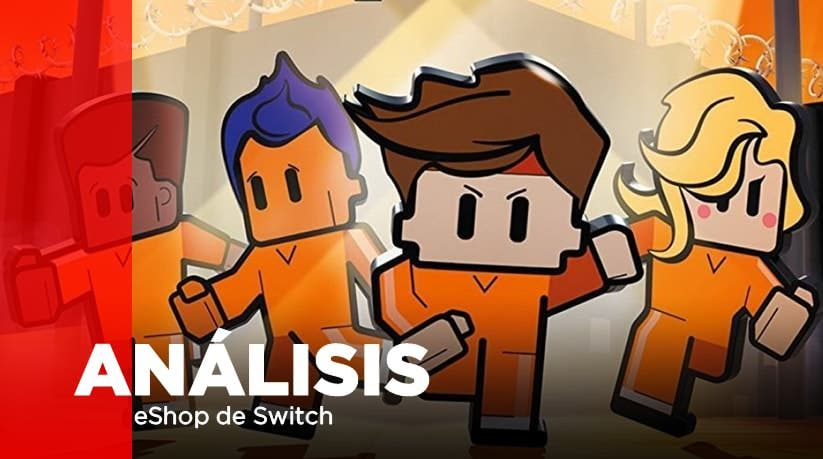 [Análisis] The Escapists 2