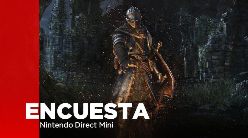 [Encuesta] ¿Qué te ha parecido el Nintendo Direct Mini?