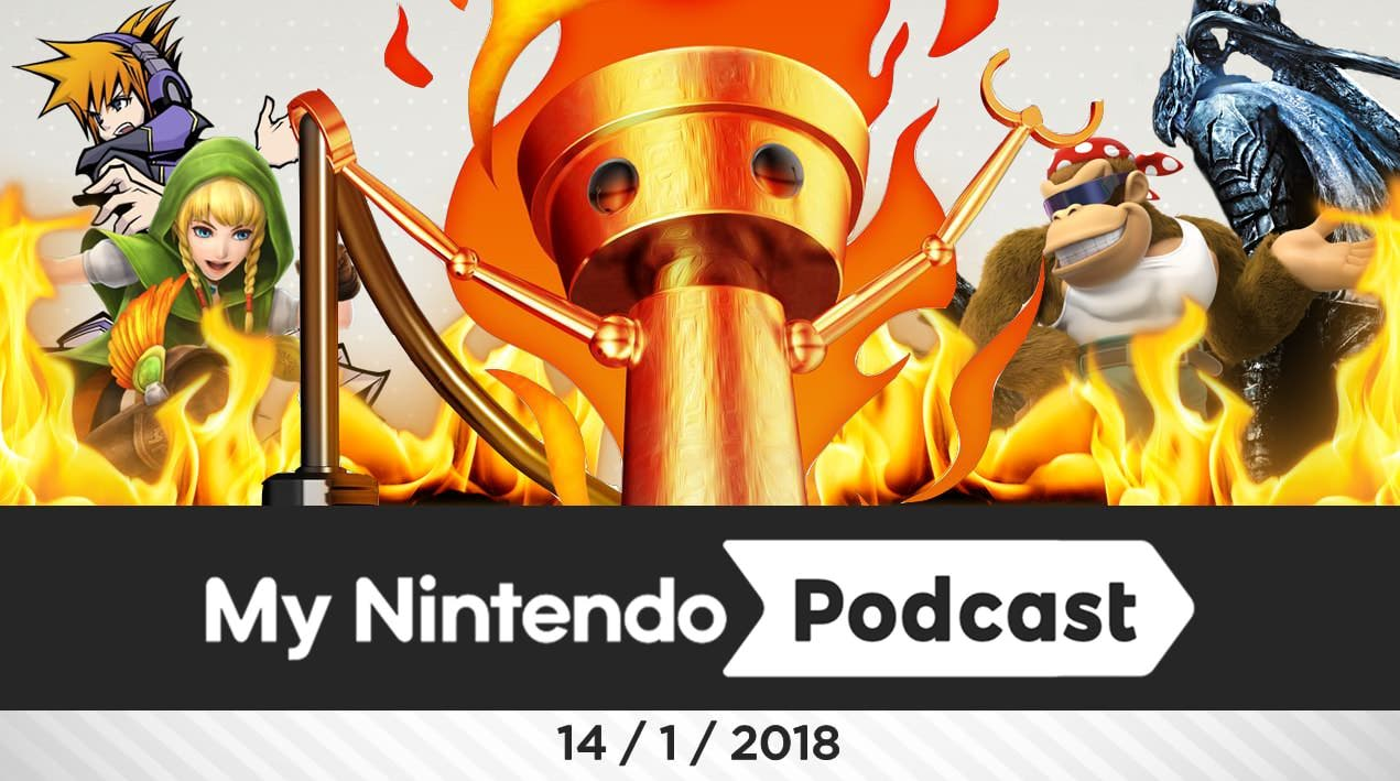 My Nintendo Podcast 2×07: Troleada nintendera y Nintendo Direct Mini
