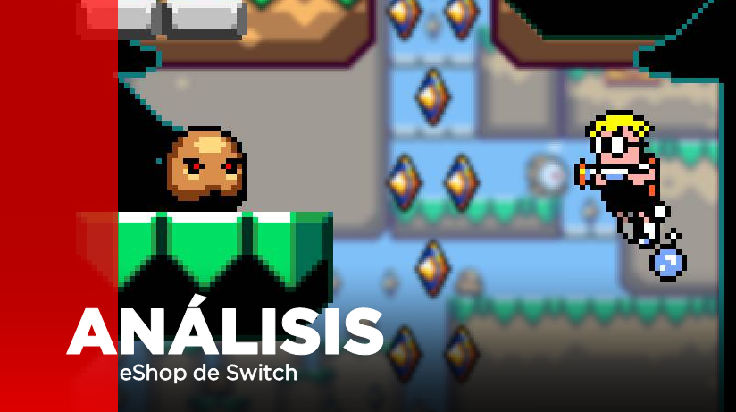 [Análisis] Mutant Mudds Collection