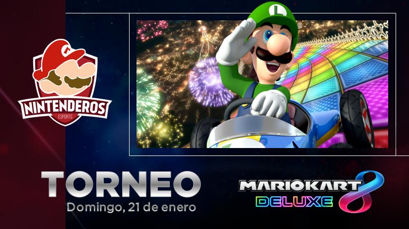 Torneo Mario Kart 8 Deluxe | A por el primero
