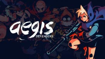 [Act.] Aegis Defenders está de camino a Nintendo Switch