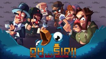 [Act.] Oh…Sir!! The Insult Simulator y Oh…Sir! The Hollywood Roast están de camino a Nintendo Switch