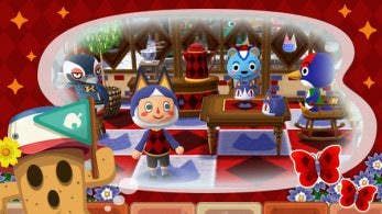 Animal Crossing: Pocket Camp recibe la reedición de los enseres de Fran