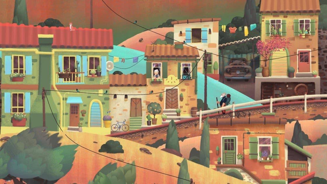 Broken Rules lanzará Old Man's Journey en Nintendo Switch
