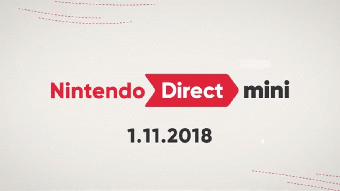 Lanzado el Nintendo Direct Mini: recopilatorio con toda la información