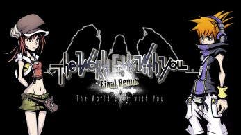 Una tienda suiza podría haber filtrado la fecha de salida de The World Ends With You: Final Remix