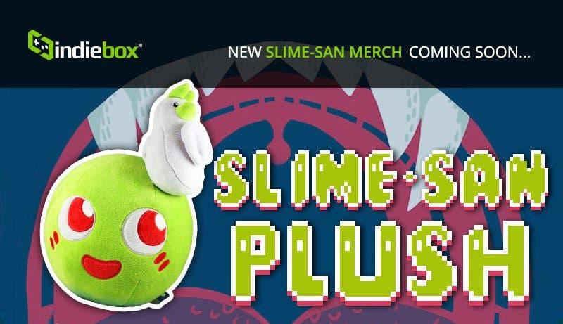 Así luce el adorable peluche de Slime-san
