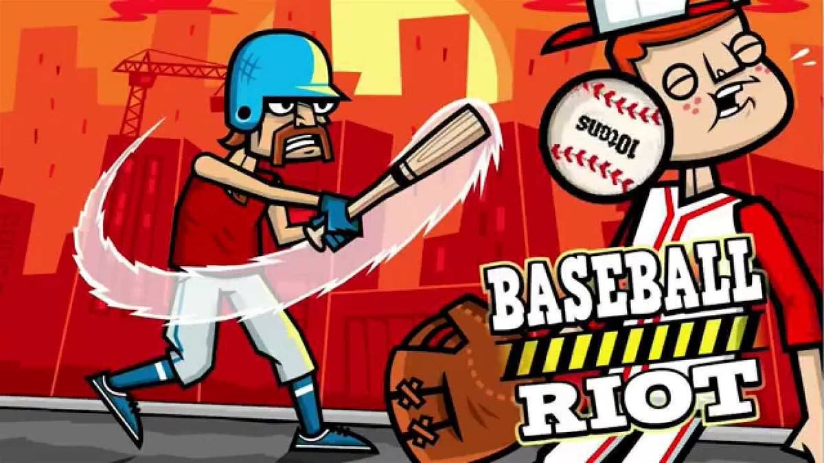 [Act.] Baseball Riot está de camino a Nintendo Switch