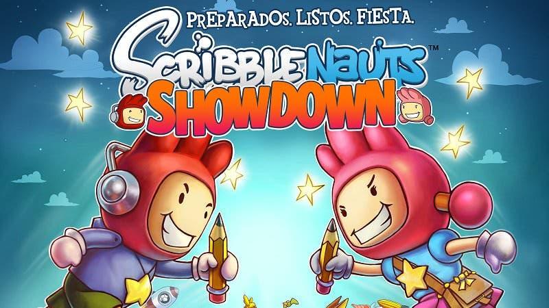 Tráiler de lanzamiento de Scribblenauts Showdown
