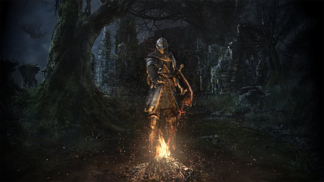 Primer gameplay off-screen de Dark Souls: Remastered para Nintendo Switch