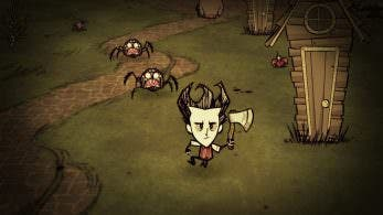 [Act.] Un parche para Don't Starve: Nintendo Switch Edition está de camino, gameplay