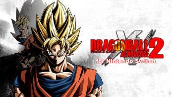 Dragon Ball Xenoverse 2 for Nintendo Switch vende más de 500.000 copias en todo el mundo