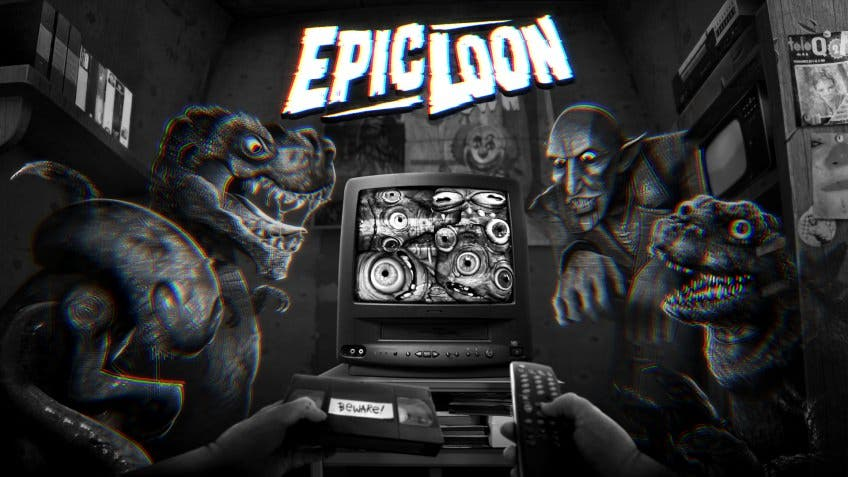 Epic Loon estará disponible el 13 de julio en la eShop de Switch