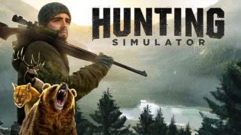 [Act.] Hunting Simulator confirma su lanzamiento en Nintendo Switch