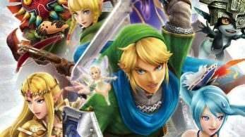 Ya disponible la versión occidental del primer tráiler de personajes de Hyrule Warriors: Definitive Edition