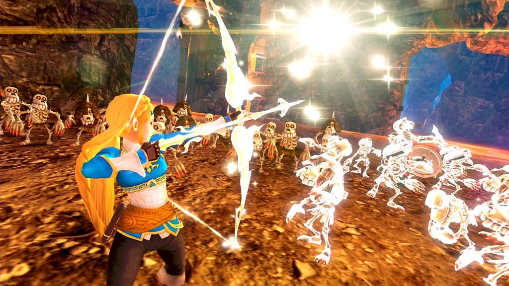 [Act.] Hyrule Warriors: Definitive Edition llegará el 22 de marzo a Japón y se comparte su boxart oficial