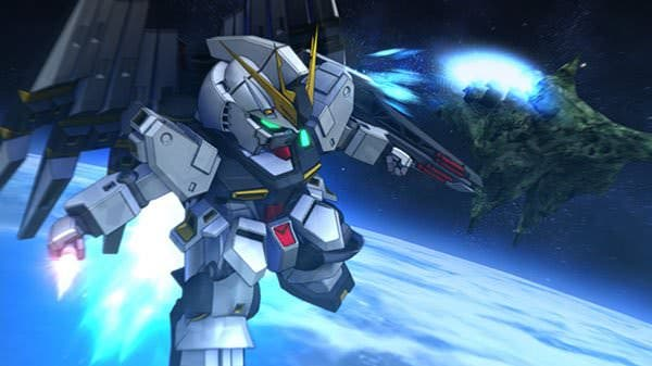 [Act.] SD Gundam G Generation Genesis llegará a Switch en Japón