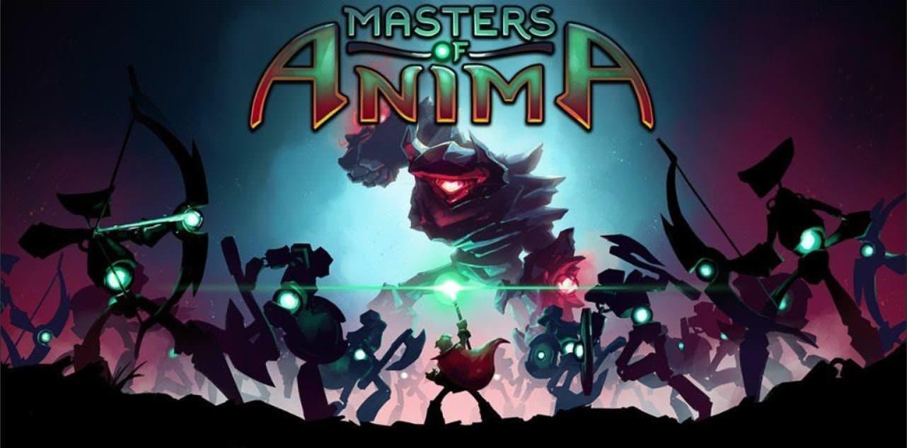 [Act.] Tráiler de lanzamiento de Masters of Anima