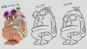 [Act.] Recopilatorio de bocetos de Super Mario Odyssey que ha compartido Nintendo