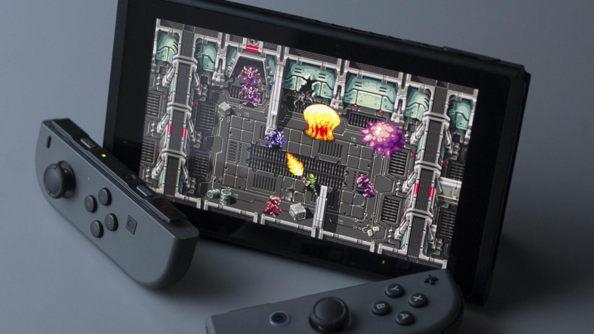 Los desarrolladores de Xeno Crisis lanzan un objetivo de financiación para que el juego llegue a Switch