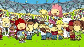 Scribblenauts Showdown confirma oficialmente su lanzamiento en Nintendo Switch