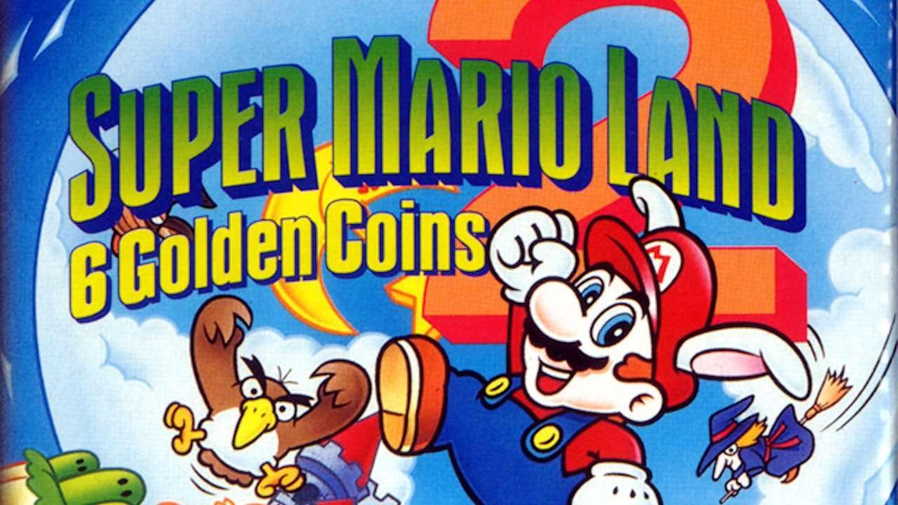 Se cumplen 25 años del lanzamiento de Super Mario Land 2 en Europa