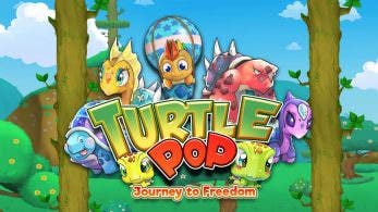[Act.] Zengami y DigiPen Game Studios anuncian TurtlePop: Journey to Freedom para Nintendo Switch