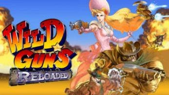 [Act.] Wild Guns Reloaded se lanzará el 17 de abril en Switch