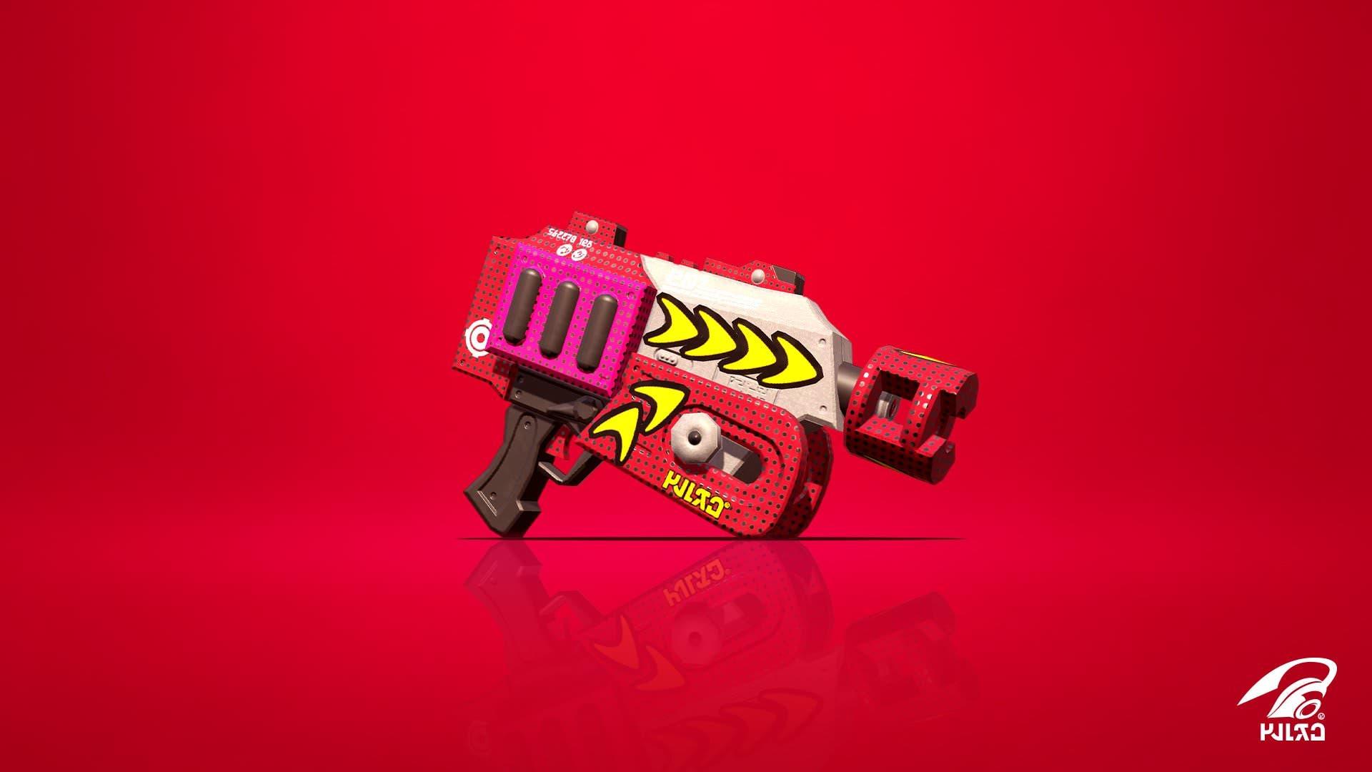 El Devastador exprés DX es el arma que recibirá esta semana Splatoon 2