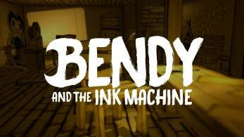 Bendy and the Ink Machine llegará a Nintendo Switch en octubre