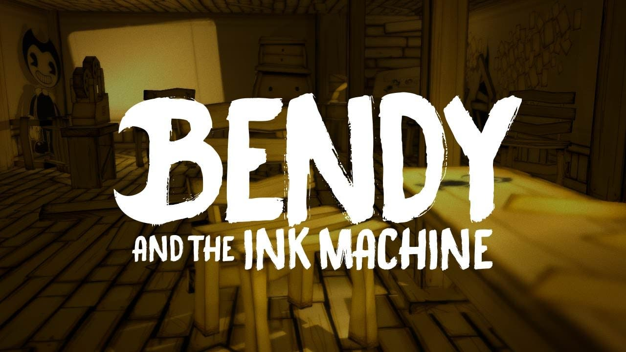 Anunciado Bendy and the Ink Machine para Switch